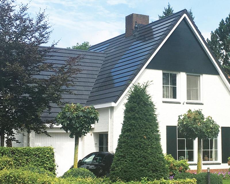 Solar Energy Roof Tiles