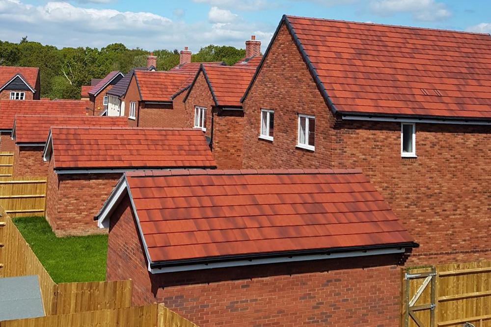 Planum Rooflines in Rustic
