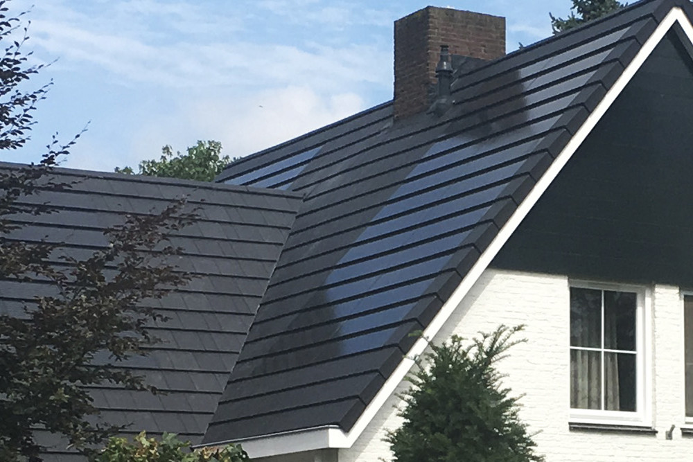 Planum and Integrated Solar Tiles