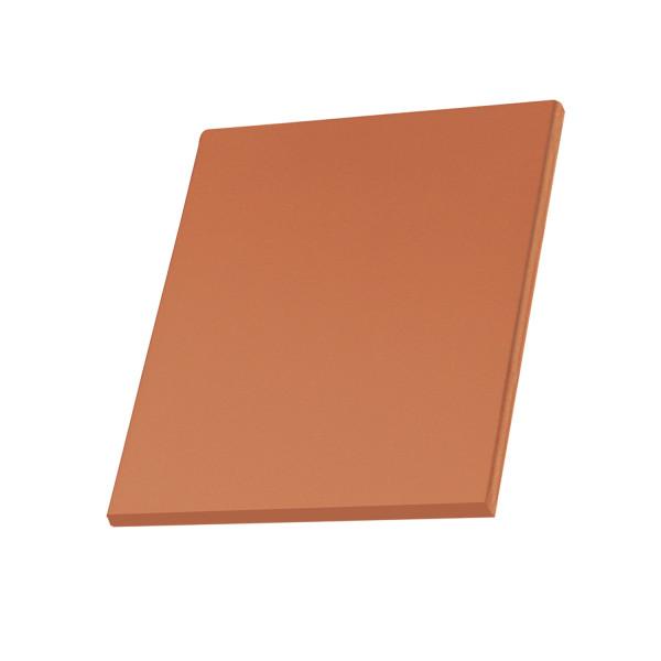 Double Roll - Left hand verge finishing tile