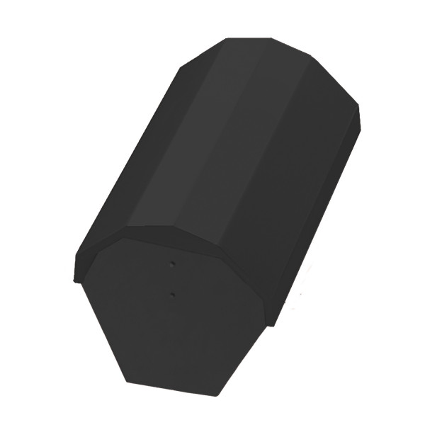 Angled Block End