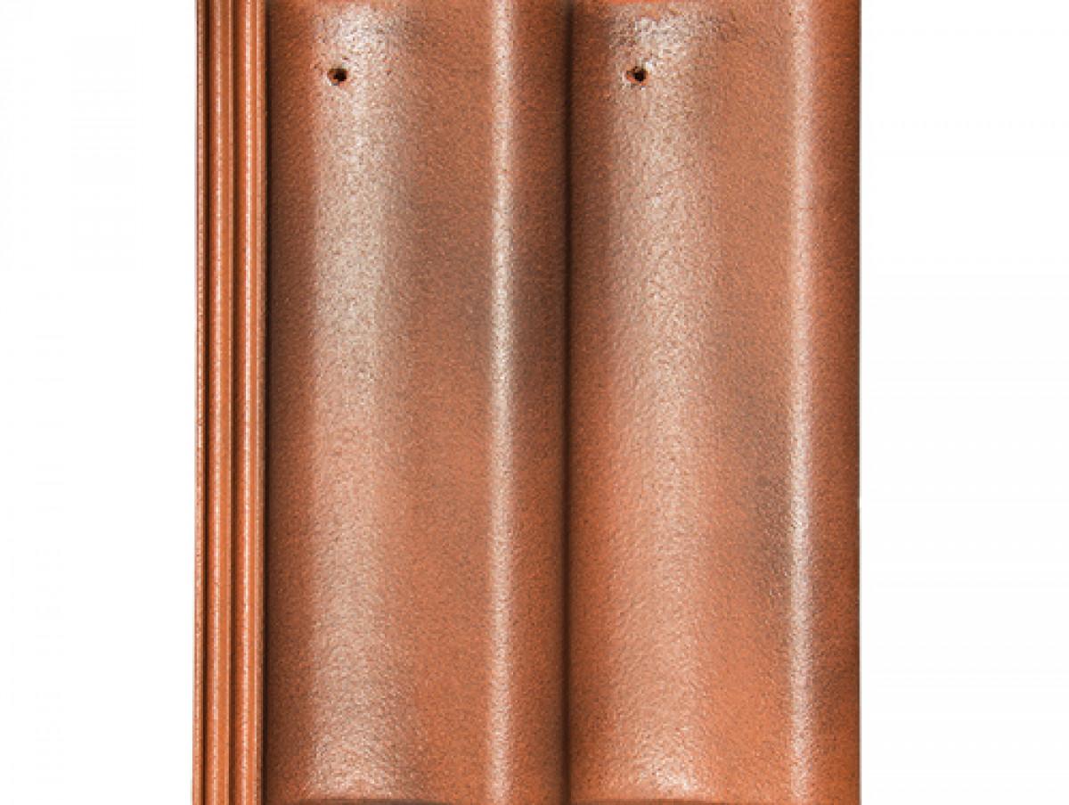 Double Pantile Concrete Tile