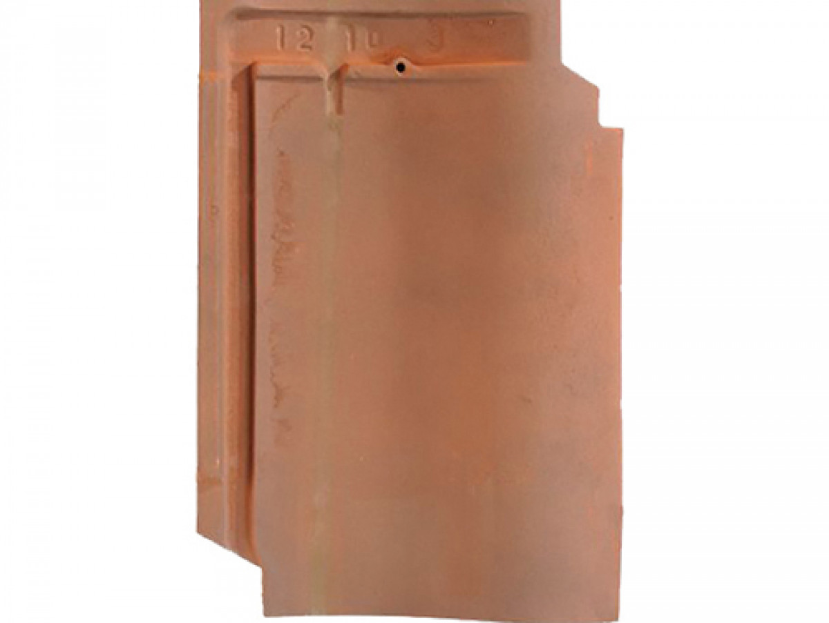 Single Panne S Traditional Clay Pantile