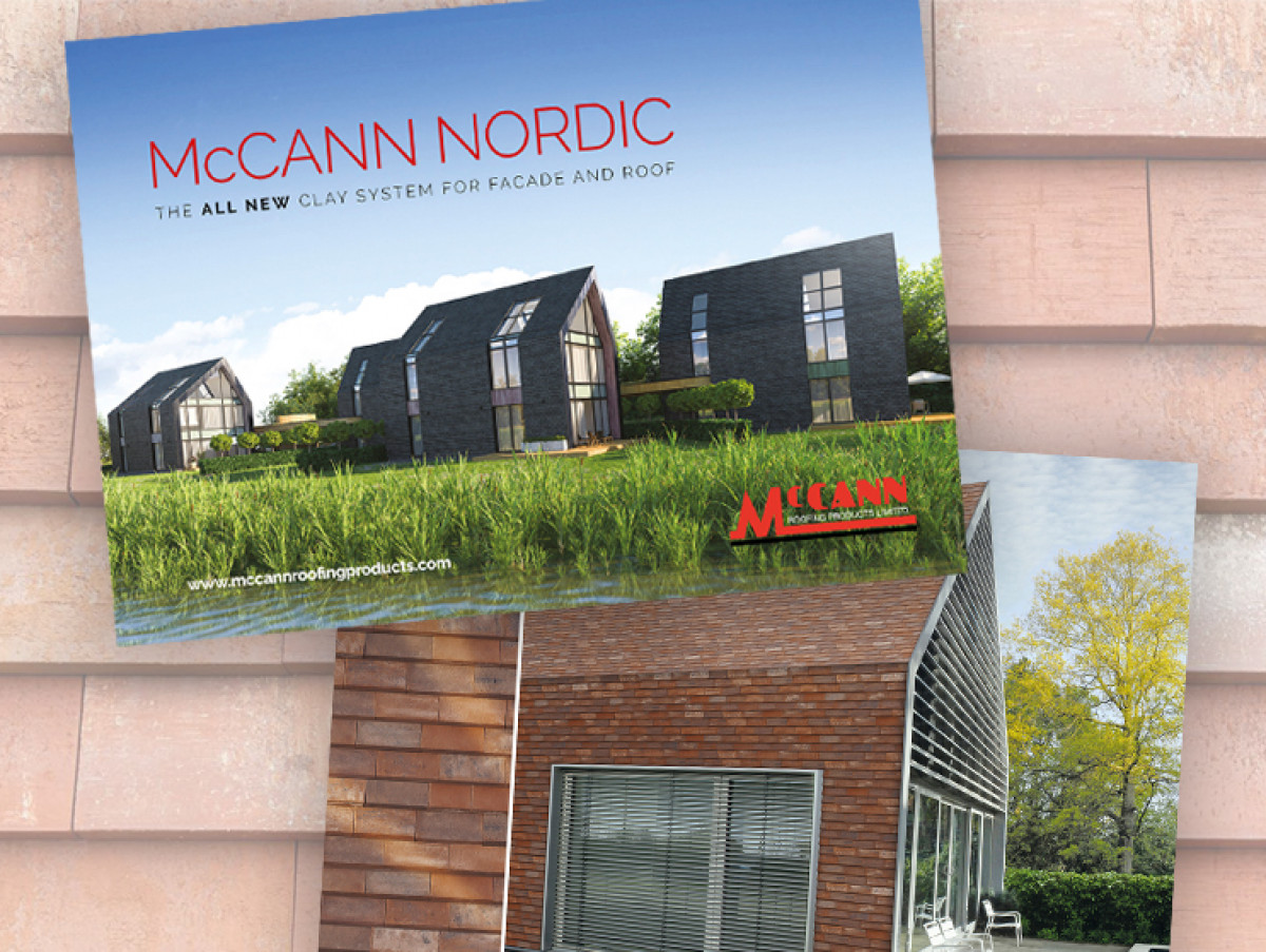 McCann Nordic – The all-new Clay System for Façade and Roof