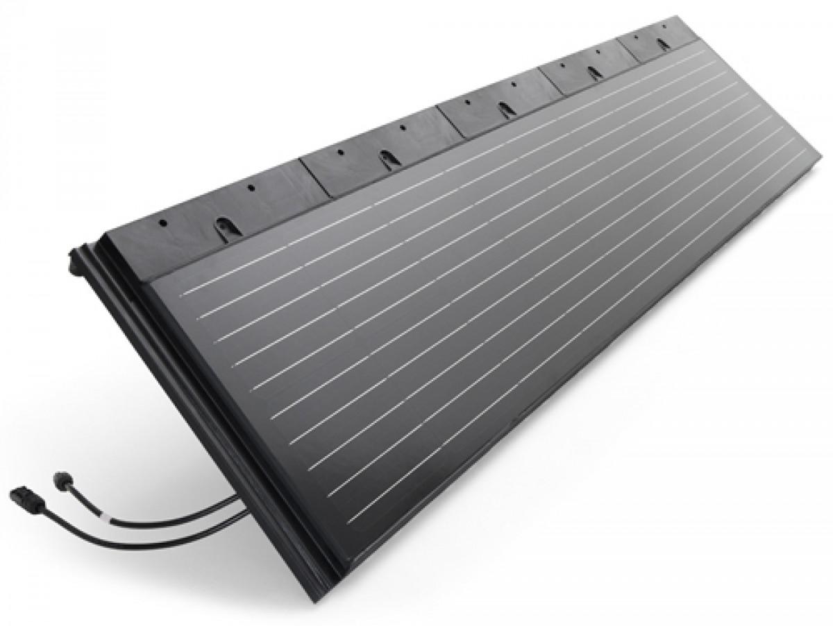 Planum Concrete Roof Tiles & Integrated Solar Systems