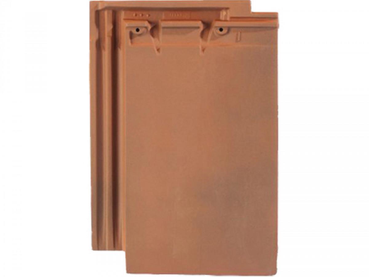 HP17 Small Format Flat Interlocking Clay Tile